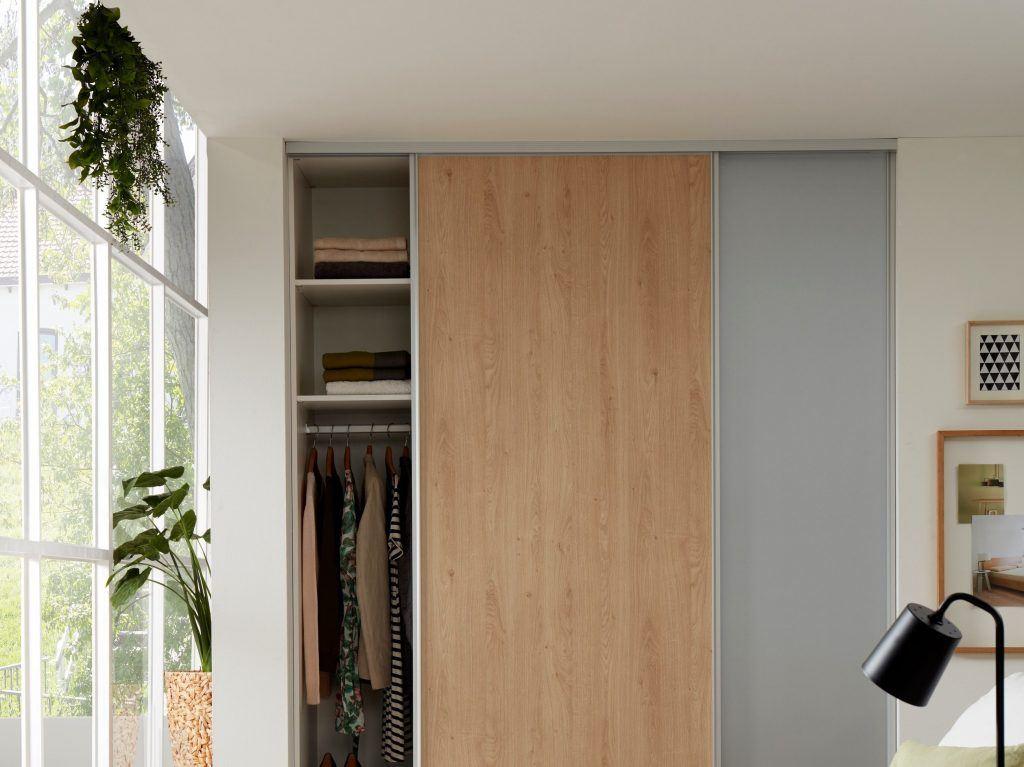 Pax Kasten van IKEA met Gilo schuifdeuren op maat