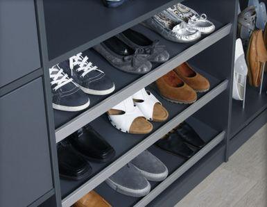 kastinrichting op maat schoenenrek Gilo Kasten