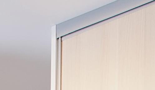 Schuifdeuren direct bestellen tegen bodemprijzen Gilo Generation schuifdeuren omlijsting aluminium